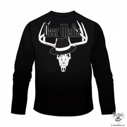 DEER MAFIA BOUND TO SILENCE  LONG  SLEEVE T