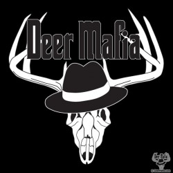 Deer Mafia Die Cut Official Logo Decal